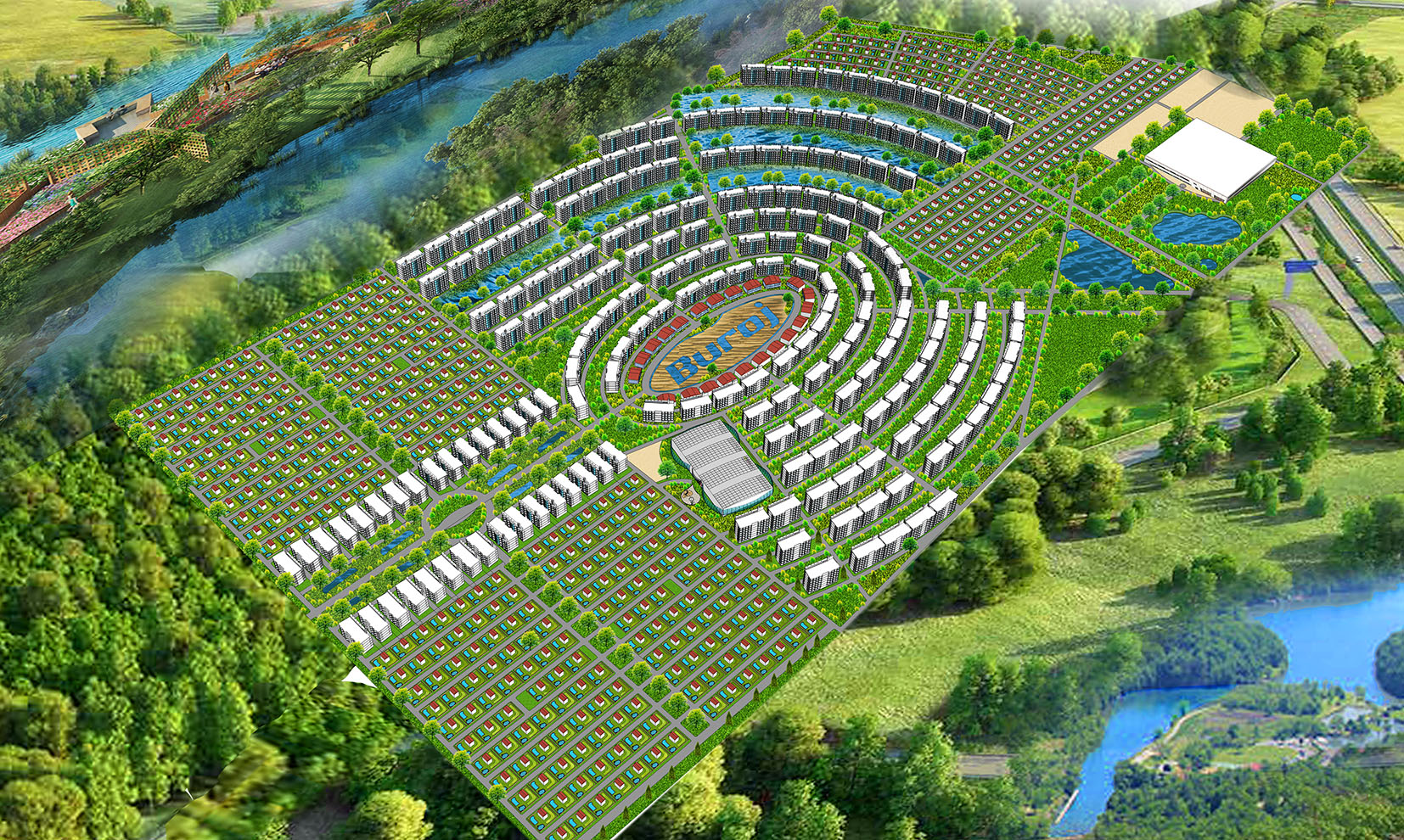 Buroj Property Development Trnovo