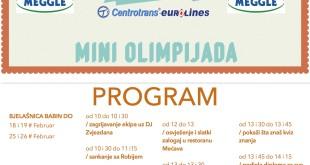 Poster Mini Olimpijada