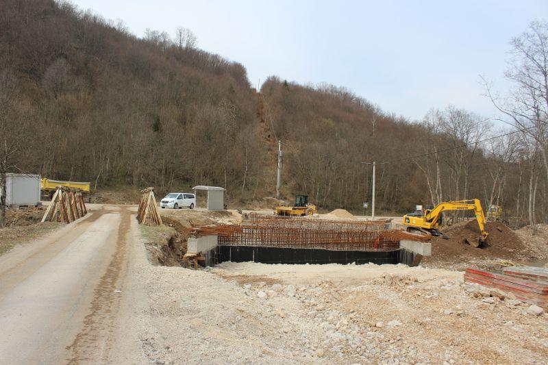 Izgradnja mosta-Sastavci-Bašci 2